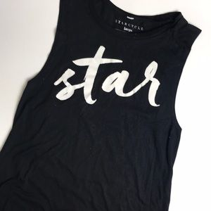 Starcycle tank top